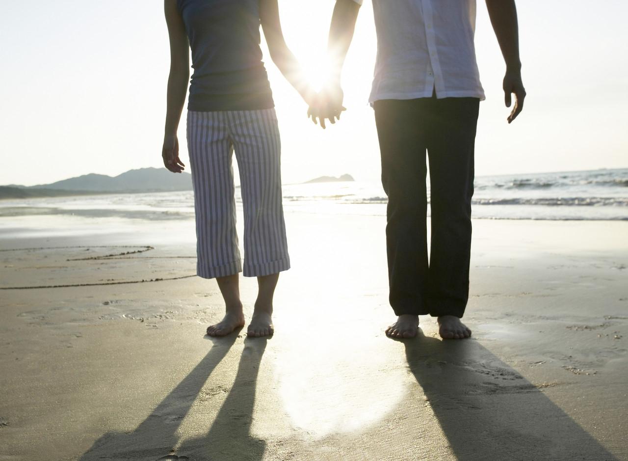 LES 5 PHASES DE LA RELATION DE COUPLE